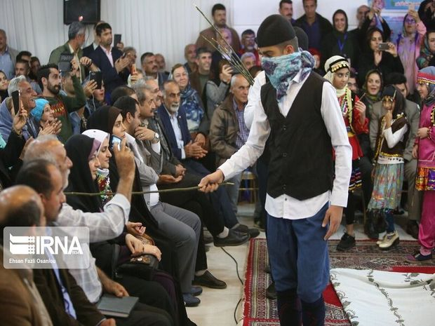 مازندرانیها جشن تیرماه سیزده شو را برگزار کردند