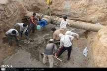 تجهیز، برق رسانی ، حفر و کف شکنی 30  حلقه چاه  اقدامات برای تامین آب شهرهای فارس
