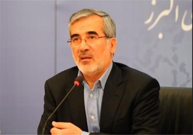 استاندار البرز: اقتدار ماندگار ایران اسلامی مرهون خون شهدا است