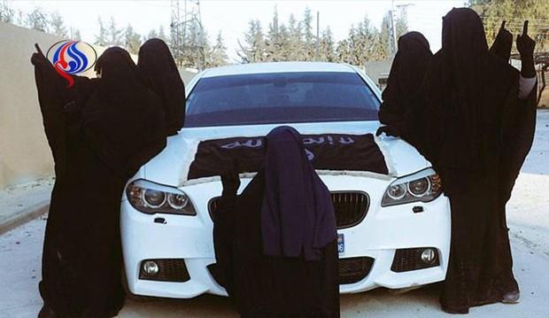 چرا داعش به زنان انتحاری متوسل شده است؟