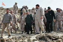 سردار جعفری: سپاه حداکثر تلاش خود را برای کاهش آلام مردم و کمک به آنان انجام میدهد