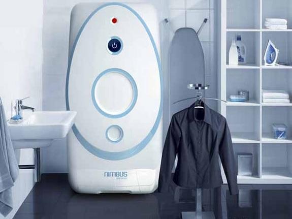 اختراع ماشین لباسشویی بی نیاز به آب