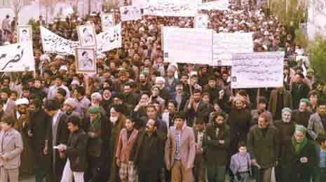 امام خمینی:حکومت مطلوب، حکومتی  است که در آن قاضی منصوب حضرت امیر(س) برخلاف ایشان رای می دهد