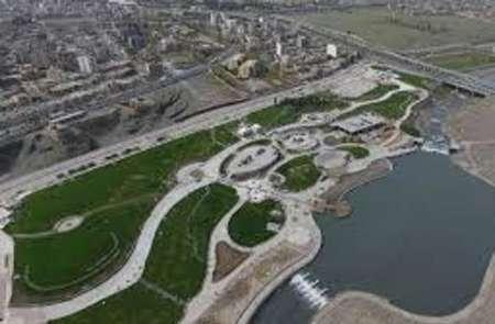 بهره برداری از بخش نخست بوستان ملی چهل بازه در مشهد