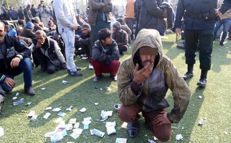 سهم معتادان از آمار جرائم کشور