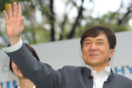 نظر جکی چان درباره زندانی شدن پسرش!