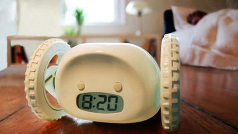«کلاکی»، ساعتی که اجازه چرت زدن به شما نمی دهد!