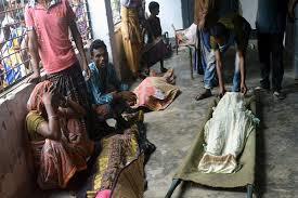 ۲۳ بنگلادشی برای گرفتن خیریه رمضان جان باختند