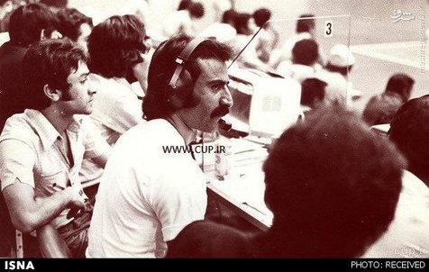 اولین گزارشگر والیبال ایران کیست؟ + تصویر