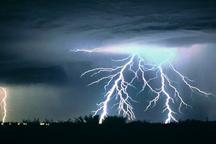 رگبار باران و رعد برق هرمزگان را فرا می گیرد