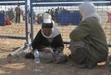 پیرترین آواره از دست داعش + عکس