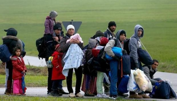 سیل پناه جویان و چالش های عمیق در جوامع اروپایی