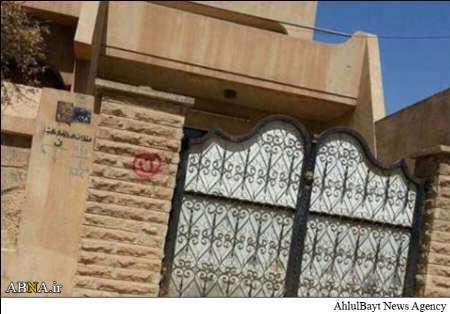 داعش چندین واحد مسکونی را در موصل مصادره کرد