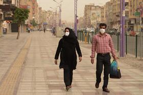 باد شدید و گرد و خاک فردا در تهران