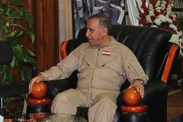 ورود وزیر دفاع عراق به پایگاه «عین الاسد»/ هلاکت داعشی ها در تکریت