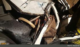 تصادف مرگبار اسپورتیج و 206