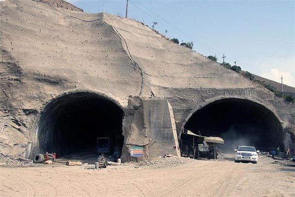 همکاری با ایتالیایی ها در فاز 2 آزادراه/ طولانی ترین تونل جاده ای ایران احداث می شود