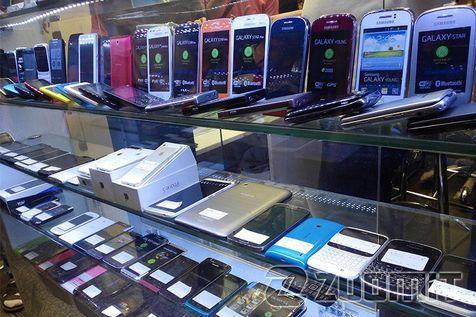 رجیستری گوشی های موبایل کلید خورد / پایانی بر قاچاق موبایل؟