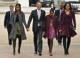 خانواده اوباما پس از ترک کاخ سفید کجا ساکن خواهند شد؟