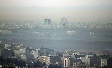 آلودگی هوا درهفت منطقه کلانشهر مشهد