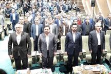 وزیر ارتباطات هشت طرح زیرساختی سمنان را افتتاح کرد