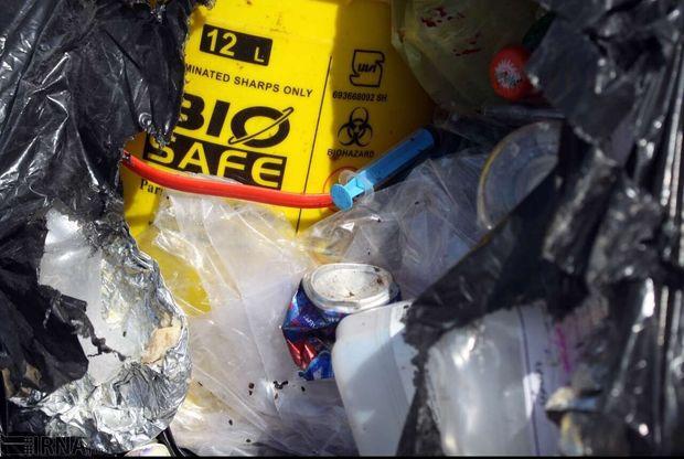 زبالههای بیمارستانی کرمانشاه صاحب خانه نمیشوند