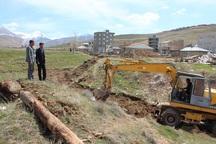 2 هکتار از اراضی ملی در خلخال رفع تصرف شد