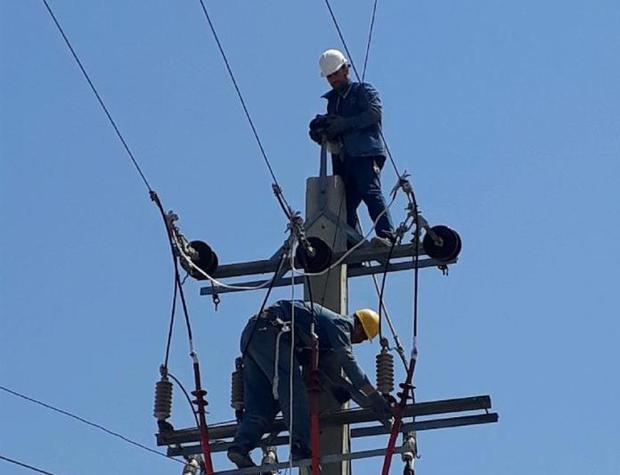 14 میلیارد ریال پروژه در امور برق اندیشه اجرا شد