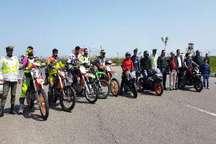 برگزاری همایش های موتور سواری و کوهنوردی در آستارا