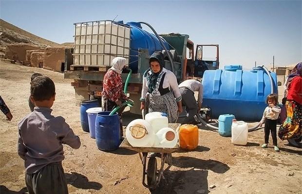 75 روستای سربیشه با تانکر آبرسانی می شود