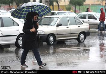 پیش بینی بارش شدید باران در تهران/ شمال کشور 6 درجه خنک می شود