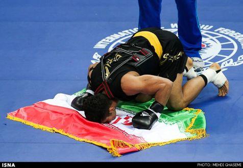 ووشوی ایران روی سکوی سوم جهان ایستاد