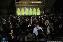 فیلم / مراسم شب احیاء نوزدهم ماه مبارک رمضان در حرم امام خمینی (س)
