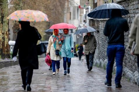 باران در کدام استان ها بیشتر بارید؟