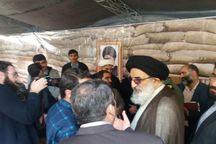 برپایی غرفههای روز ماندگار در راهپیمایی ۱۳ آبان البرز