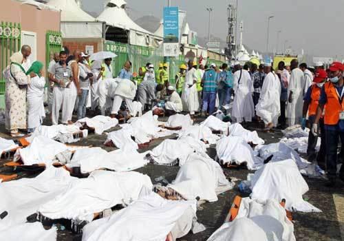 فاجعه حج آزمونی بی سابقه برای سعودی ها