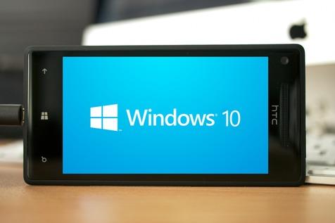 نصب نسخه ویندوز ۱۰ روی موبایل های لومیا