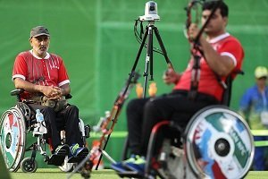 بلاتکلیفی کمانداران معلول به خاطر نداشتن فضای تمرینی مناسب
