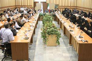 نشست هماهنگی ستاد کنگره بین المللی بزرگداشت پدر امام راحل برگزار شد
