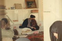 عکس منتشر نشده از اتاق شخصی امام در قم