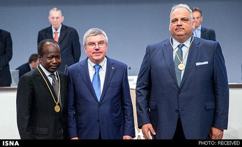 لالوویچ به عضویت IOC در آمد