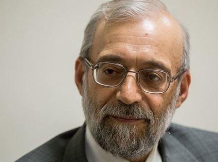 جواد لاریجانی: برای دولت و مذاکره کنندگان دعا می کنیم