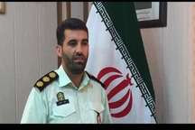یک محموله قچاق در عسلویه بوشهر توقیف شد
