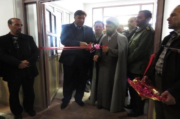 4 طرح عمرانی، خدماتی و آموزشی در شوط افتتاح شد