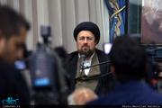 سید حسن خمینی: امام پرچم سر خم نکردن در مقابل زیاده خواهی و ذلت است