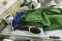 انفجار گاز در قزوین 2 مصدوم برجا گذاشت