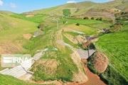 عملیات مکانیکی و بیومکانیکی آبخیزداری در کردستان آغاز شد