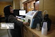 کمک ۸۰۰ میلیون ریالی خیر فسایی به مرکز بهداشتی درمانی روستایی
