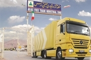 صادرات قطعی از منطقه آزاد ارس ۸۵ درصد افزایش یافت