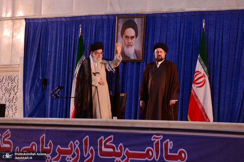 مراسم سیامین سالگرد ارتحال امام خمینی(س)-2